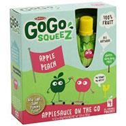 Go Go Apple Peach Sauce