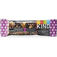 Kind Bar Pomegranate Blueberry Pistachio