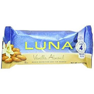 Luna Bar Vanilla Almond
