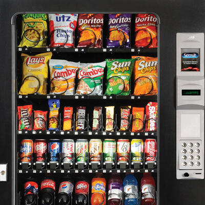 Tysons Corner, VA vending: Two In One Machines!