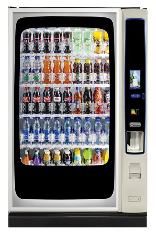 Bevmax Media Touch Beverage