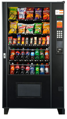 AMS Combo Snack / Drink Vending